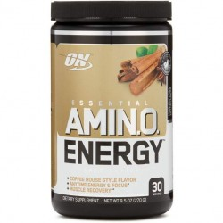Optimum Nutrition Amino Energy 270 г со вкусом chai tea latte