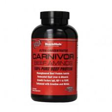 Musclemeds Carnivor Beef Aminos 300 таблеток