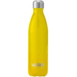 VPLab Термо бутылка металл 500 мл - цвет: жёлтый, цвет2: жёлтый