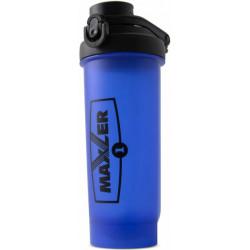 Maxler Eu WLock Шейкер Pro 700 мл - цвет: сине-черный, цвет2: сине-черный