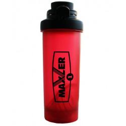 Maxler Eu WLock Шейкер Pro 700 мл - цвет: красный-черный, цвет2: красный-черный