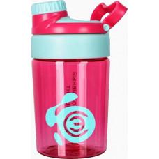 Спортивный элемент Бутылка 400 мл - цвет: виолет, цвет2: виолет