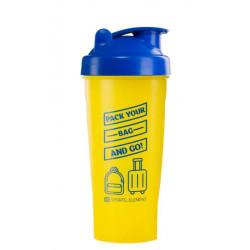 Спортивный элемент Шейкер 600 мл - цвет: bag, цвет2: bag