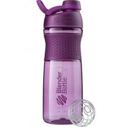 Blender Bottle Шейкер SportMixer 828 мл - цвет: фиолетовый, цвет2: фиолетовый