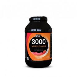 Qnt 3000 Muscle Mass 4.5 кг со вкусом клубники