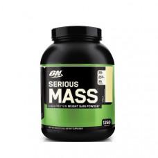 Optimum Nutrition Serious Mass 2.7 кг со вкусом клубники