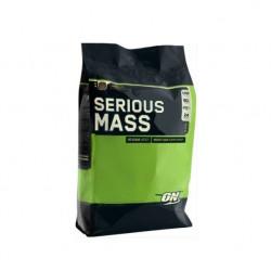 Optimum Nutrition Serious Mass 5.46 кг со вкусом ванили