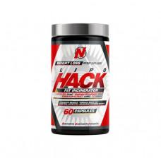Жиросжигатель Intel Pharma Lipo Hack, 60 капсул