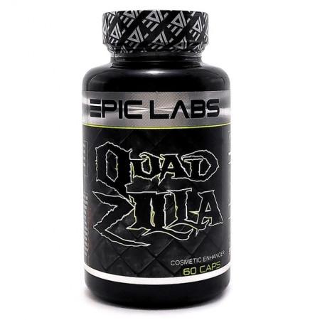 Жиросжигатель Epic Labs QuadZilla, 60 капсул