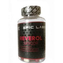 Жиросжигатель Epic Labs Reverol SR9009, 90 капсул