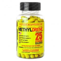 Жиросжигатель Cloma Pharma Methyldrene Eca, 100 капсул
