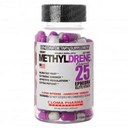 Жиросжигатель Cloma Pharma Methyldrene Elite, 100 капсул