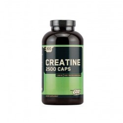 Optimum Nutrition Creatine Monohydrate 2500 Caps 300 капсул