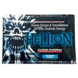 Cloma Pharma Hellion 9 г