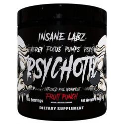 Insane Labz Psychotic Black 220 г со вкусом фруктового пунша