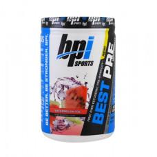 Bpi Sports Best Pre Workout 315 г со вкусом ледяной арбуз