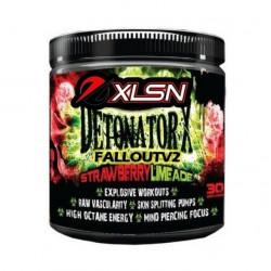 Xcel Sn Detonator V2 378 г со вкусом клубники-лимонад