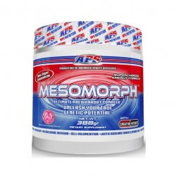 Aps Nutrition Mesomorph 388 г со вкусом тутти фрутти