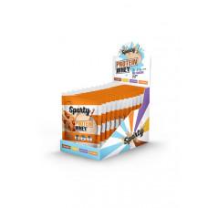 Sporty Protein Whey 25 г со вкусом карамели
