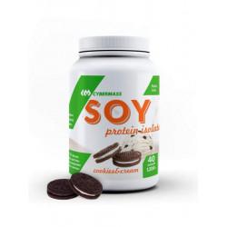 CyberMass Soy Protein 1.2 кг со вкусом печенье-крем
