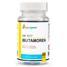 WestPharm Ibutamoren - Mk-677 60 капсул