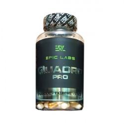 Epic Labs Quadro Pro - Mix Mk-677+Yk-11+Lgd-4033+Rad-140 60 капсул