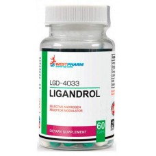 WestPharm Ligandrol - Lgd-4033 60 капсул