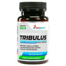 WestPharm Tribulus 90% Saponins 60 капсул