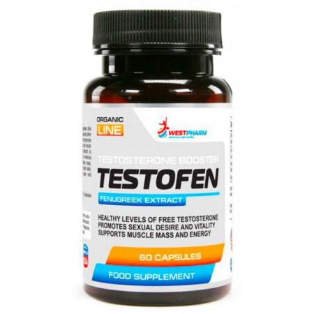 WestPharm Testofen 60 капсул