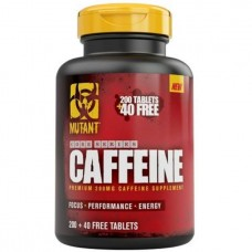 Mutant Caffeine Core Series 240 таблеток