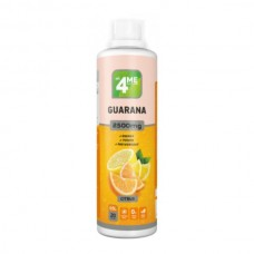 4Me Nutrition Guarana concentrate 2500 500 мл со вкусом апельсин-лимон