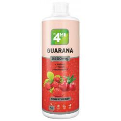 4Me Nutrition Guarana concentrate 2500 1 л со вкусом вишни