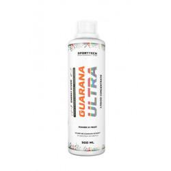 Нпо Ст Концентрат Guarana Ultra 75000 мг 500 мл со вкусом малины-клубника
