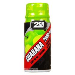 2SN Guarana 2000 мг 60 мл со вкусом зелёного яблока