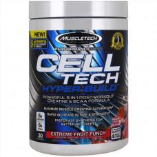 MuscleTech Performance Series Cell Tech Hyper-Build 482 г со вкусом голубики