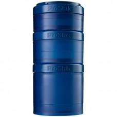 Blender Bottle ProStak Expansion Pak Full Color - цвет: синий, цвет2: синий