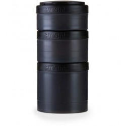 Blender Bottle ProStak Expansion Pak Full Color - цвет: чёрный, цвет2: чёрный