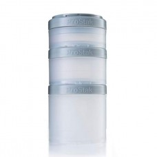 Blender Bottle ProStak Expansion Pak Full Color pebble grey