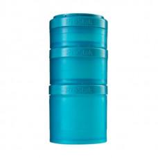 Blender Bottle ProStak Expansion Pak Full Color cyan
