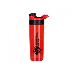 Бутылка для воды Спортивный Элемент, 800 мл, красный