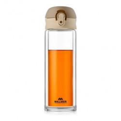 Бутылка для горячих и холодных напитков с двойными стенками Walmer Hype, 0.33л, W29198293