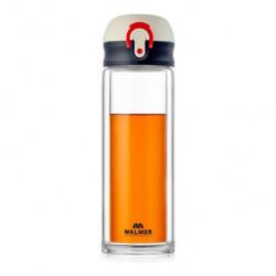 Бутылка для горячих и холодных напитков с двойными стенками Walmer Hype, 0.33л, W29198294