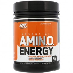 Optimum Nutrition Amino Energy 585 г апельсин