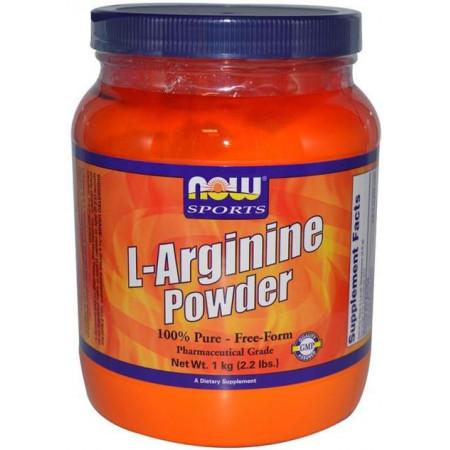 Now L-Arginine Powder 1000 г