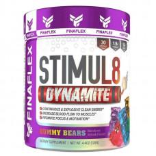 Finaflex Stimul8 Dynamite 126 г со вкусом gummy bears