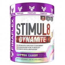 Finaflex Stimul8 Dynamite 126 г со вкусом cotton candy