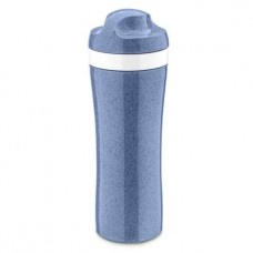 "Бутылка ""Oase Organic"", 425 мл, цвет: синий"
