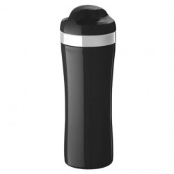 "Бутылка ""Oase Organic"", 425 мл, цвет: черный"