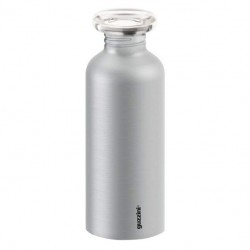 "Бутылка ""On the go"", 650 мл, цвет: металлик"