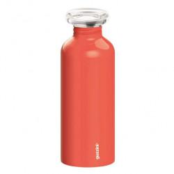 """Бутылка """"On the go"""", 650 мл, цвет: оранжевый"""